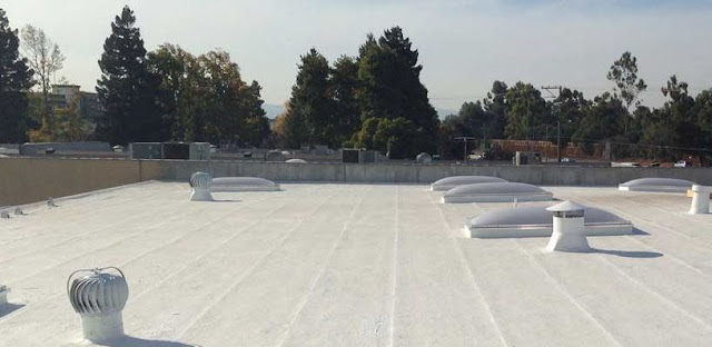 best roof option for commercial property