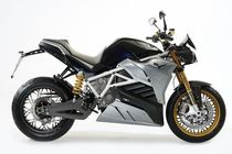 Moto elettrica ad alte prestazioni di Energica Motor