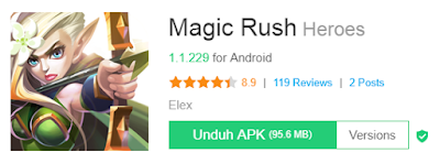 download mod game magic rush heroes apk