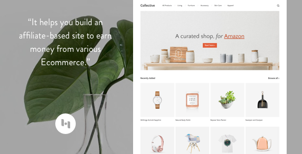 Collective Create an Affiliate-Based Blogger Templates