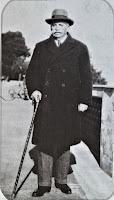 Aleksander Janasz - właściciel Dańkowa