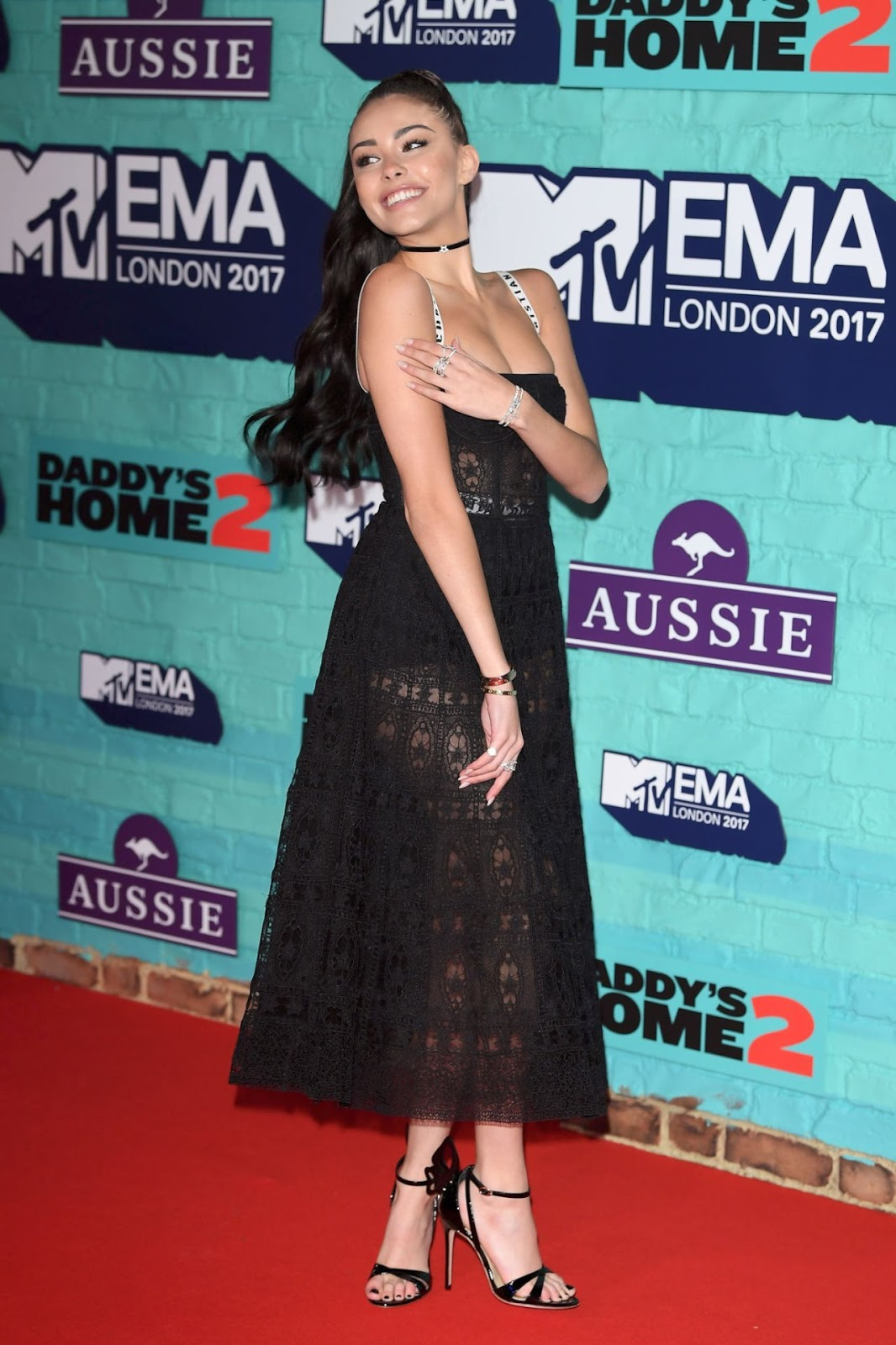 Madison Beer – MTV Europe Music Awards in London