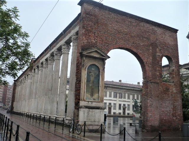 colonne di san lorenzo milano