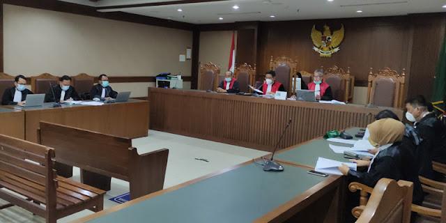 Sesuai Tuntutan JPU KPK, Ardian Maddanatja Divonis 4 Tahun Penjara Dalam Kasus Bansos