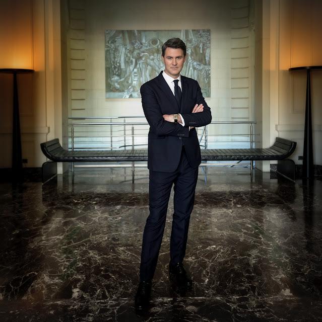 Guillaume Paupy es el nuevo Gerente General de @PalacioDuhau