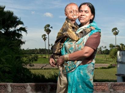 Resultado de imagen de Niño con cuerpo de hombre de 110
