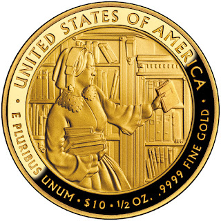 United States Gold Coins Abigail Fillmore 2010 10 Dollars First Spouse Gold Coin