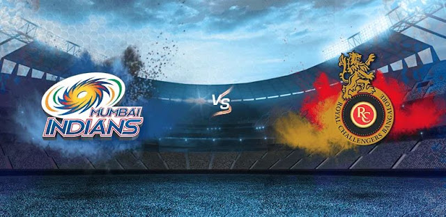 Mumbai Indians vs Royal Challengers Bangalore IPL 2018
