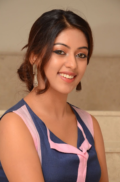 anu emannuel at Majnu audio meet
