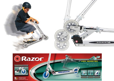 Razor A3 Scooter Image