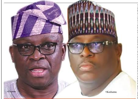 Fayose's Arrogance Caused PDP's Defeat In Ekiti — Sen. Kashamu
