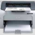 HP Printer Drivers P1007 Free Download