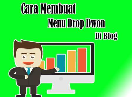 Cara Membuat Menu Drop Down