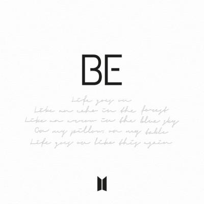 BTS - BE (2020) - Album Download, Itunes Cover, Official Cover, Album CD Cover Art, Tracklist, 320KBPS, Zip album