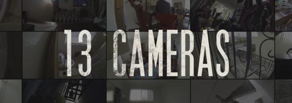 13 cameras banner title