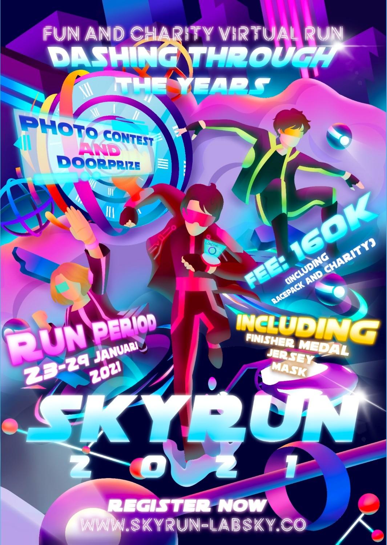 Sky Run • 2021