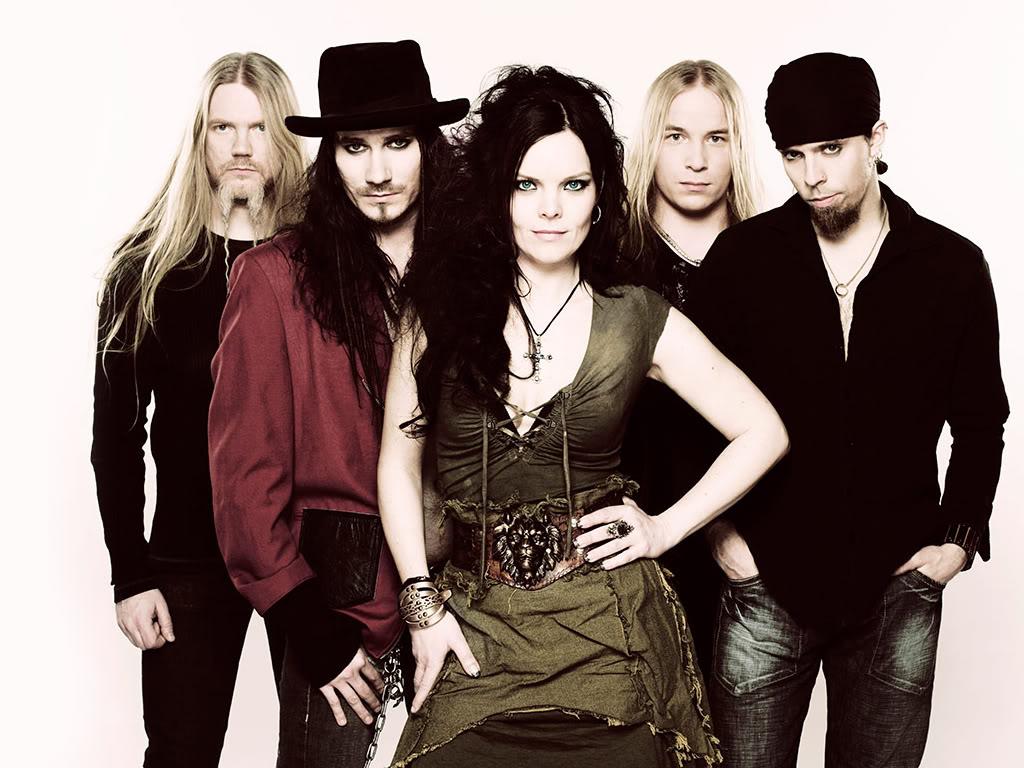 Nightwish Female Gothic Metal Band Photo Images HD Quality
