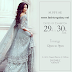 Suffuse By Sana Yasir 2016-17 Spring Summer- Bridal & Formal Collection / Exhibition