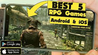 best mobile rpg games