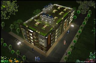 3bhk flats in hinaya green