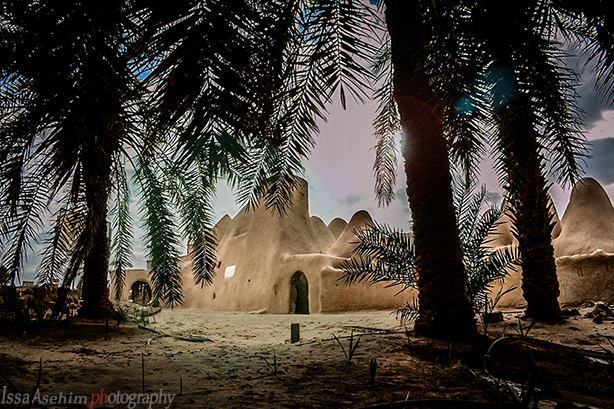 جامع العتيق أوحلة