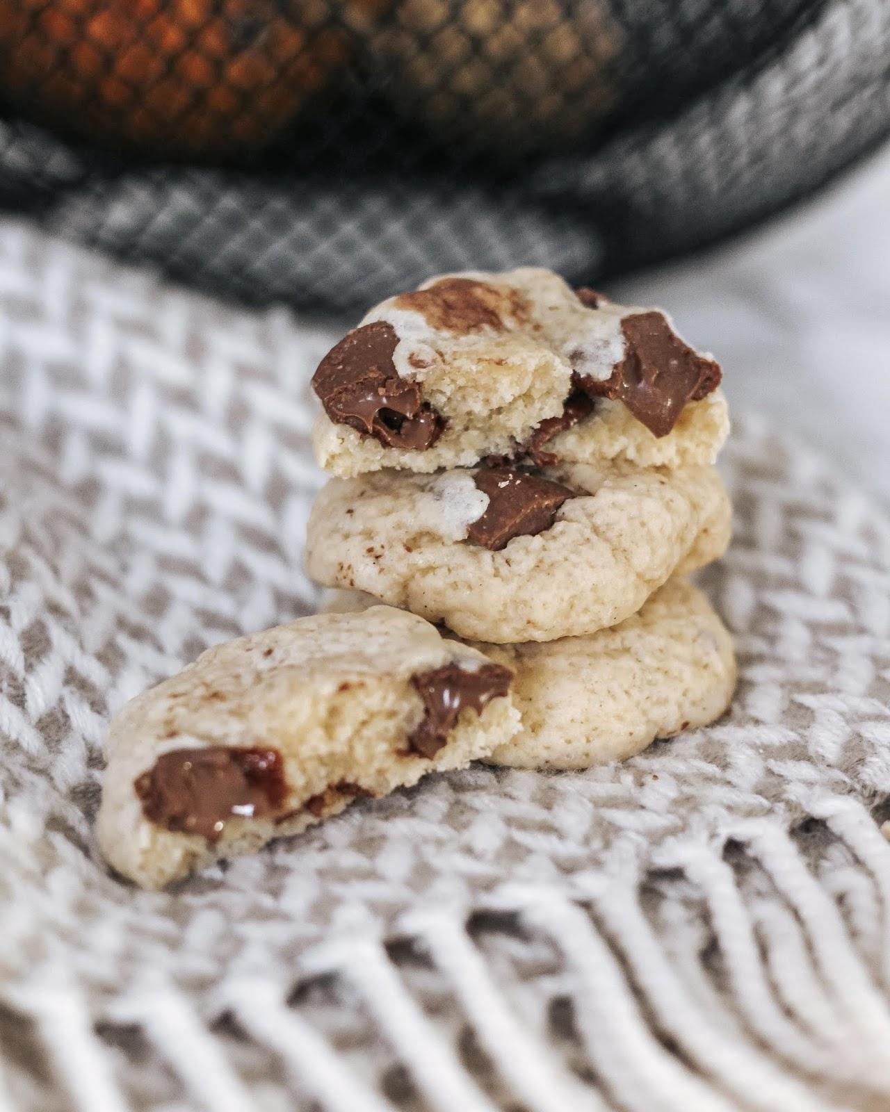recette cookies fondants