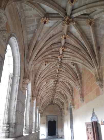 el Real Monasterio de Santo Tomás de Ávila