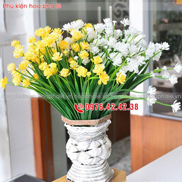 Hoa đá - phụ kiện cắm hoa