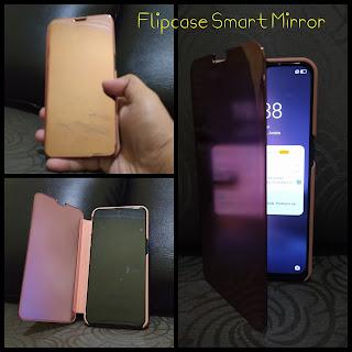 Cara Mengaktifkan Fitur Kunci Otomatis Pada HP Yang Menggunakan Flipcase Smart Mirror