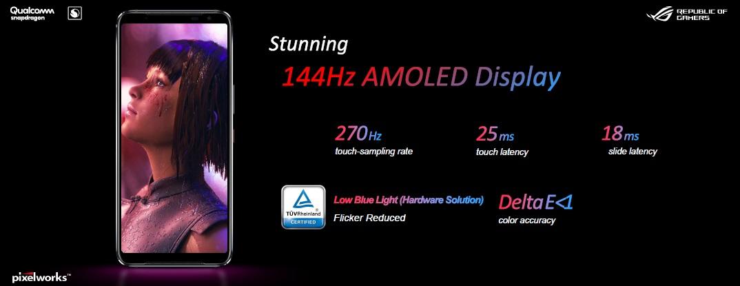Stunning Display ROG Phone 3