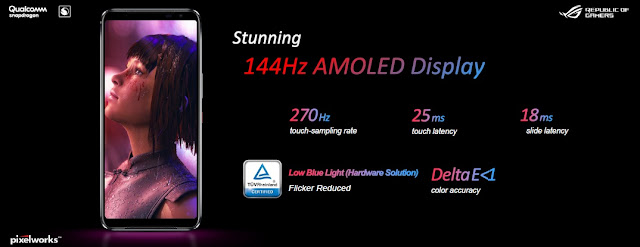 Stunning Display ROG Phone 3