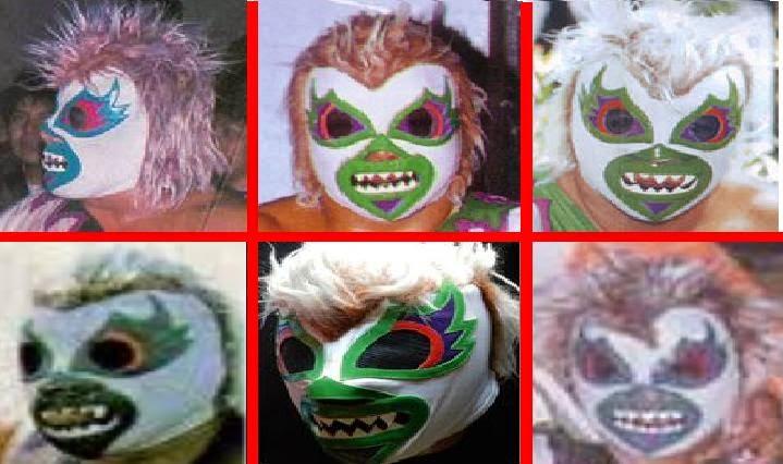 Con mascara de luchador - 2 part 7