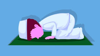 The Prayer Time ends Before Completing The Second Raka'ah