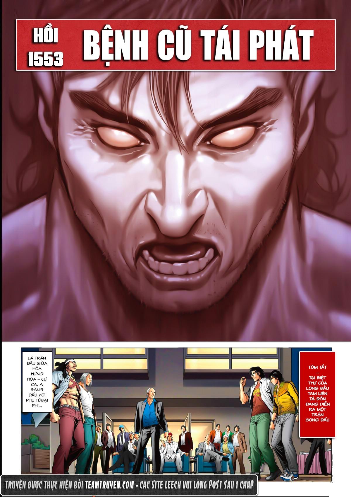 Người Trong Giang Hồ NetTruyen chap 1553 - Trang 2