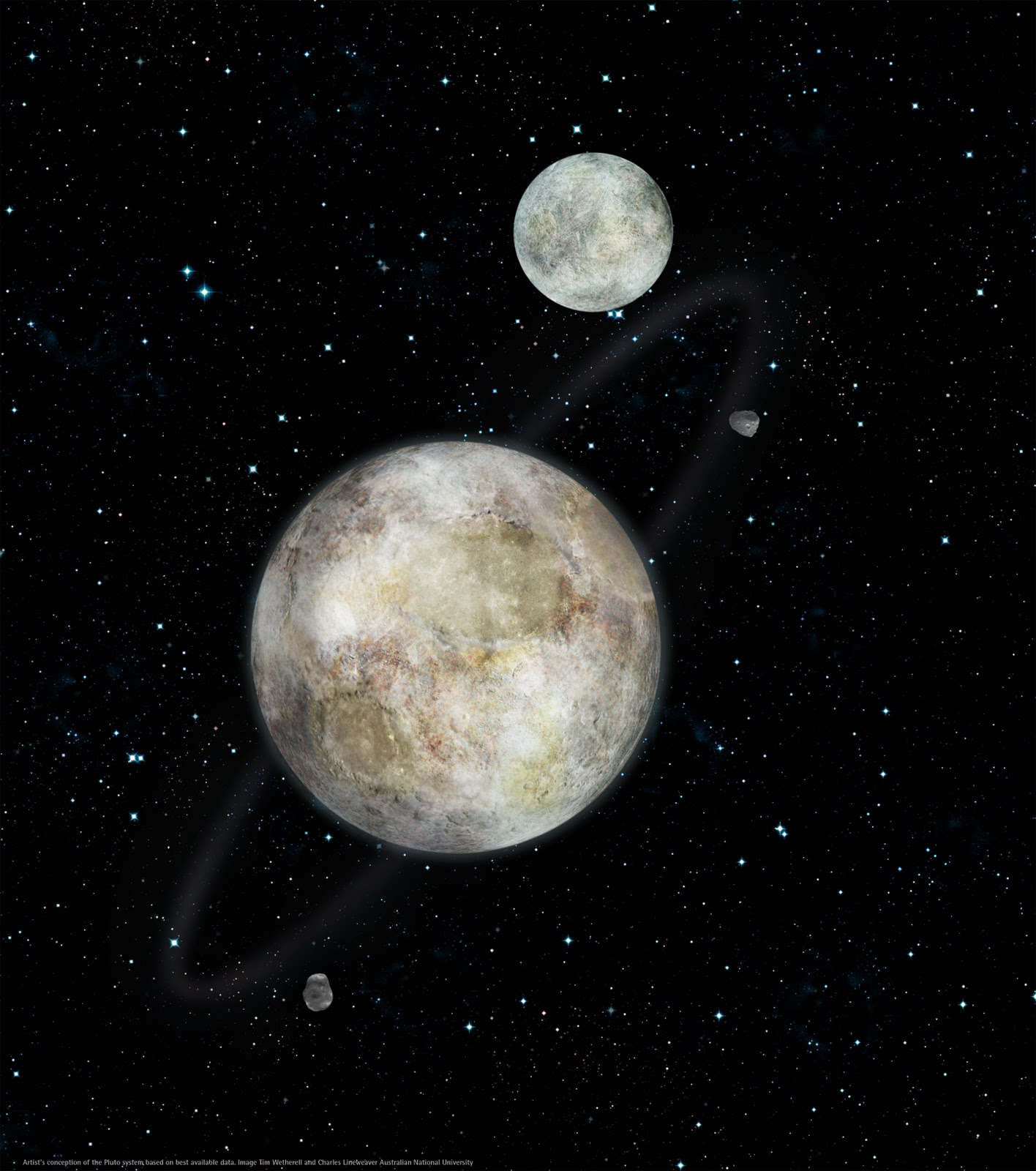 cold pluto the planet - photo #11