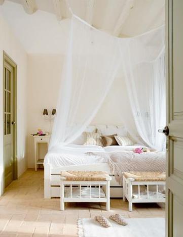 mosquitera para cama