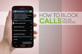 How to block a phone number on your Android phone