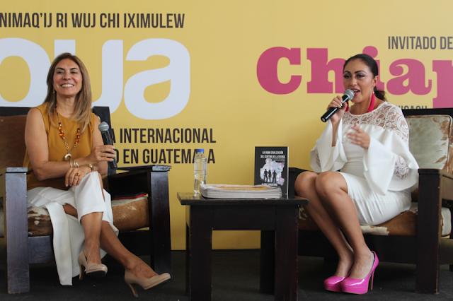 Entrevista en Filgua 2019.