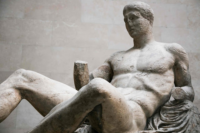 """""""It's time to sue"""" says Chairman of 'Australians for the Return of the Parthenon Sculptures'"""