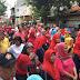 Ribuan Ibu-ibu Dukung Djarot Maju Cagub DKI