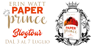 BlogTour: Paper prince. The royals: 2 di Erin Watt