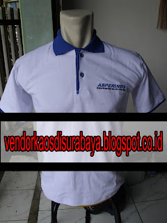 PoloShirt bordir di Surabaya