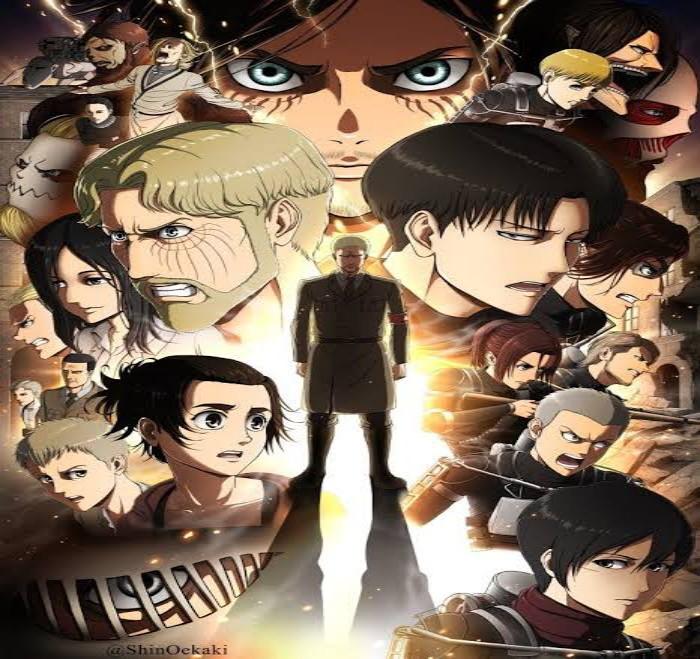 Attack On Titan : Shingeki No Kyojin