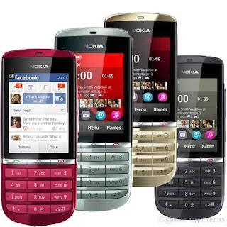 Nokia Asha 300 USB Driver