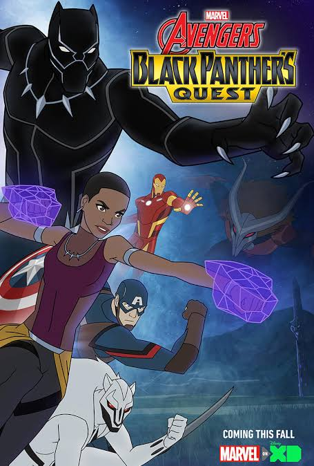 Avengers Assemble Season 05 All Images In HD