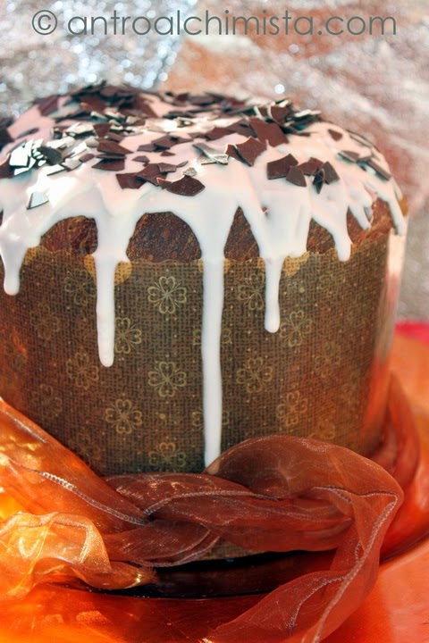 Panettone di Marble con lievito di birra