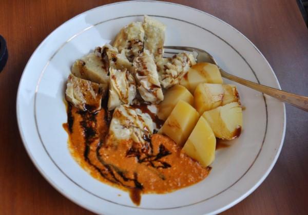 Cara membuat Siomay Sederhana Dengan Terigu Saja, Cara membuat Siomay Tepung Terigu, Resep Siomay Ikan Tenggiri spesial