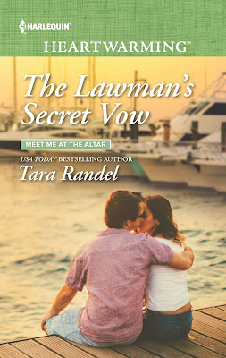 The Lawman's Secret Vow cover