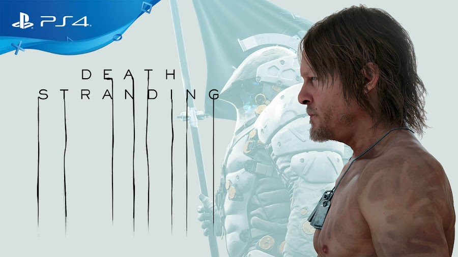 death stranding norman reedus launch trailer ps4 kojima productions sony interactive entertainment
