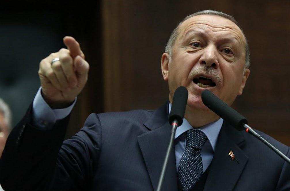 Ο Ερντογάν θα παίξει το χαρτί της προσάρτησης της βόρειας Κύπρου
